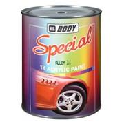 Body Краска для дисков BODY 310 1л Серебристая фото