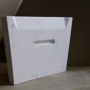 Теплоизоляционные вкладыши для изложниц (трапеции) фото