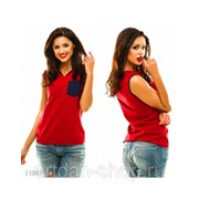 Женская блуза 11047 фото