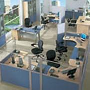 Офисные мобильные перегородки Темп фото