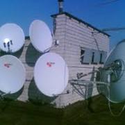 Монтаж телевизионных сетей фото