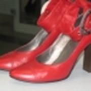 Покраска обуви фото