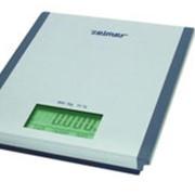 Весы кухоные ZELMER 34Z050 фото