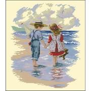 Набор для вышивания У моря фото