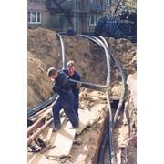 Монтаж трубопровода водоснабжения Харьков фото