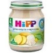Пюре Hipp Цветная капуста с картофелем, с 4 мес 125 гр фото