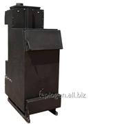 Твердотопливный пиролизный теплогенератор - утилизатор ТГП -100 фото