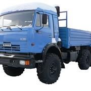Автомобиль бортовой КАМАЗ 43118 фото