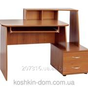 Компьютерный стол СПК-06 РТВ мебель фото