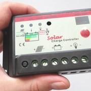 Контроллер заряда на 20 А для солнечных панелей фото