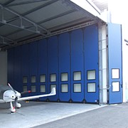 Откатные ворота DoorHan 2000х2000 мм фото