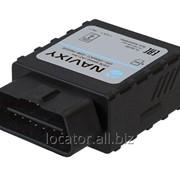 Автомобильный GPS-трекер в OBD2 разъем NAVIXY A2 фото