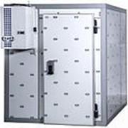Холодильная камера замковая Север (внутренние размеры) 4,0 х 6,4 х 2,8 фото