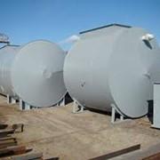 Поставка резервуаров и оборудования для нефтебаз. фото