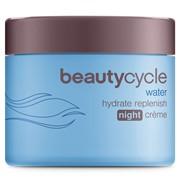 Вода: Ночной крем для увлажнения кожи beautycycle фото