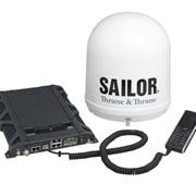 Судовая станция спутниковой связи Инмарсат BGAN SAILOR 250 FleetBroadband фото