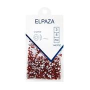 Elpaza, Стразы mix - 1440 шт красный фото