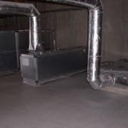 Системы вентиляции воздуха фото