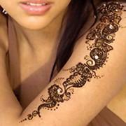 Татуировки хной фото