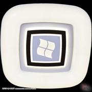 Люстра Светодиодная Reluce 06745-0.3-106W светильник потолочный фото