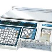 Весы CAS 30кг/5г/10г LP-30 (вер. 1.6) фото