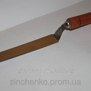 Нож для меда 180мм из медицинской стали фото