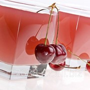 Кисель вишневый фото