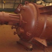 Аппарат (реактор) 6,3 м. куб. нж фото