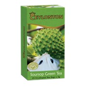 Чай цейлонский SOURSOP GREEN TEA фото