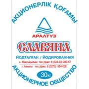 Соль поваренная Славяна 30кг фото