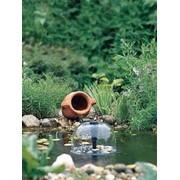 Проектирование и строительство садовых водоемов Киев фото