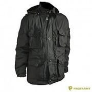 Куртка флис Смог темно-синяя фото