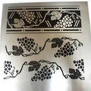 Печать на металле фото