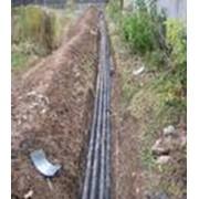Водопроводы, строительство водопроводных сетей фото