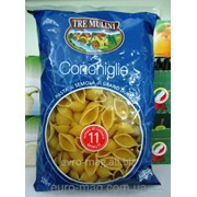 Макароны ракушки Conchiglie Tre Mulini 500 г фото