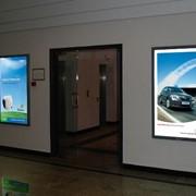 Реклама indoor фото