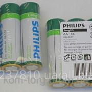 Батарейки R6 Philips 4x коробка фото