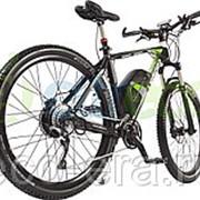 Велогибрид Leisger, MD5 PRO Plus Black Электровелосипед Лейсгер МД5 Про Плюс Черный фото