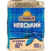 Невский плавленый 90 г ТМ Славия фото