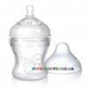 Силиконовая бутылочка Natural Touch 150 мл Nuby 67016 фото