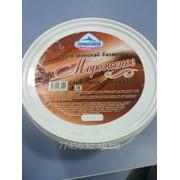 Мороженое шоколадное, 1 кг в пластиковом ведёрочке фото