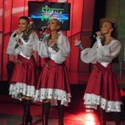 Украинские народные песни, выступления на юбилейных вечерах по всей Украине фото