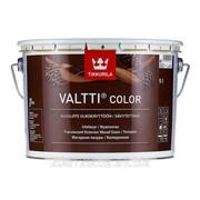 Органоразбавляемая фасадная лазурь на масляной основе Valtti Color Tikkurila 2,7 л фото