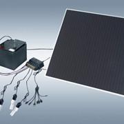 Солнечные модули фото
