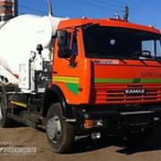 Автобетоносмеситель 69361T шасси КАМАЗ-65115-23 7м3 (ЕВРО 4) Tigarbo фото