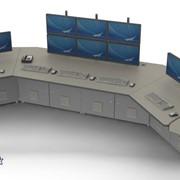 Диспетчерская мебель MasterRack фото