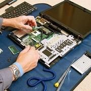 Чистка ноутбука від пилюки, із заміною термопасти та смазкою кулера фото