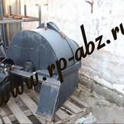 Миксер бетоносмеситель мини погрузчика WECAN фото