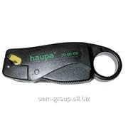 Инструмент для снятия изоляции на коаксиальном кабеле 200069 Haupa фото