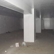 Монтаж холодильных и морозильных камер, камер заморозки, теплоизоляция пола фото
